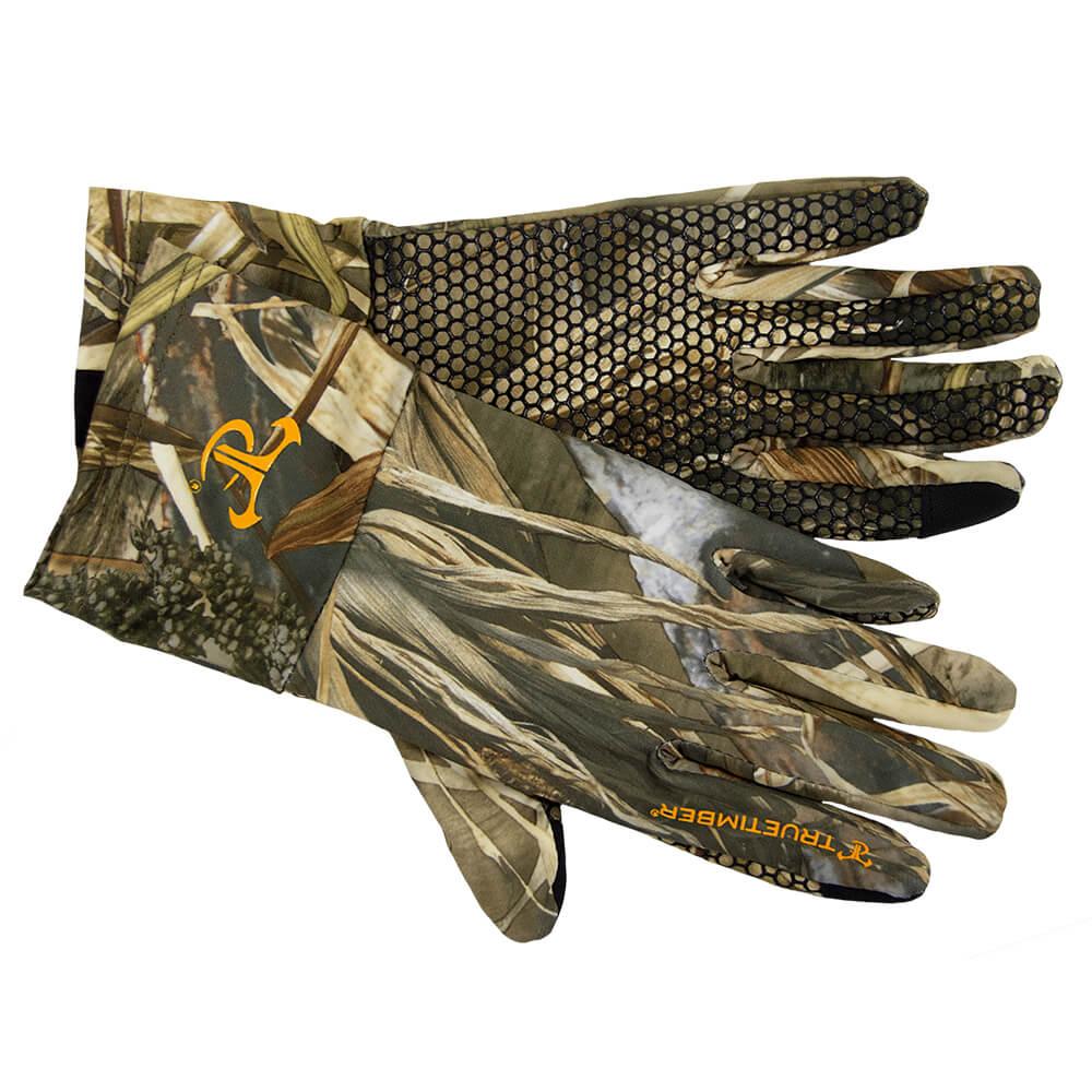 TrueTimber Handschuhe - DRT - Gänsejagd