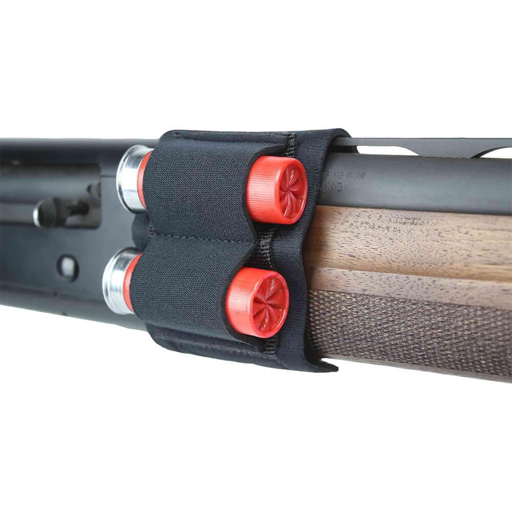 Beartooth SideShell Schrot Patronenhalter - Schwarz - Beartooth Products