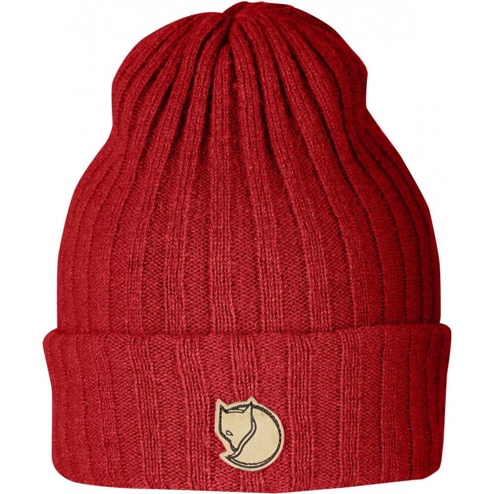 Fjällräven Mütze Byron (rot) - Fjällräven