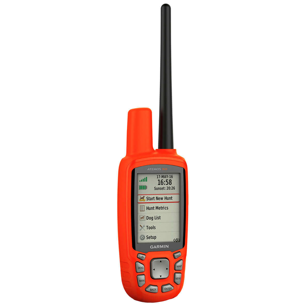 Garmin GPS-Ortungsgerät Atemos 50+ K5 Bundle
