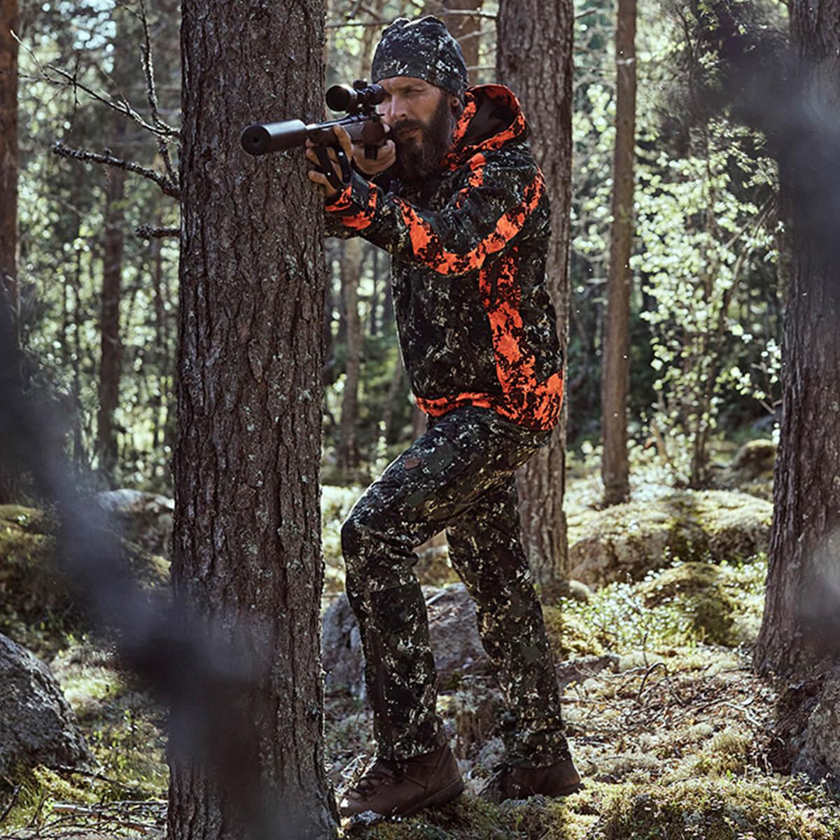 Northern Hunting Jacke Skjold Aki Orange