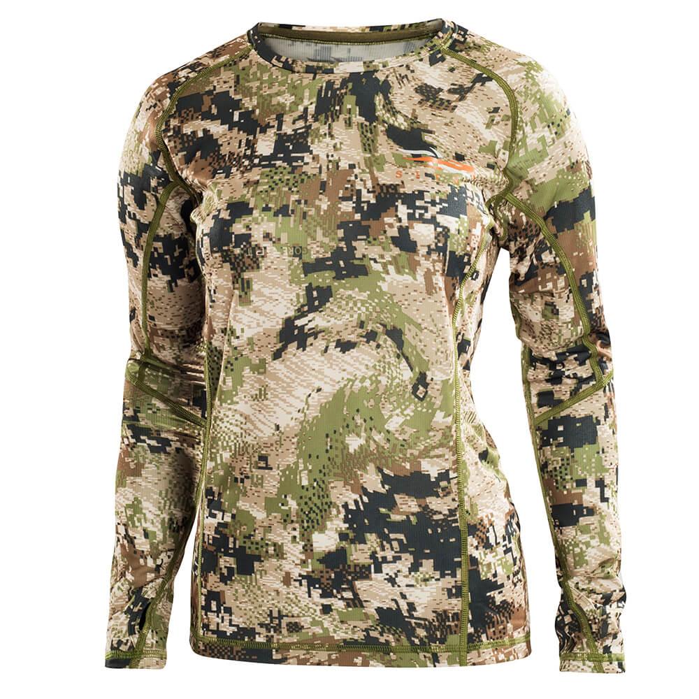 Sitka Gear Core Lightweight LS Shirt - Damen - Blusen & Shirts