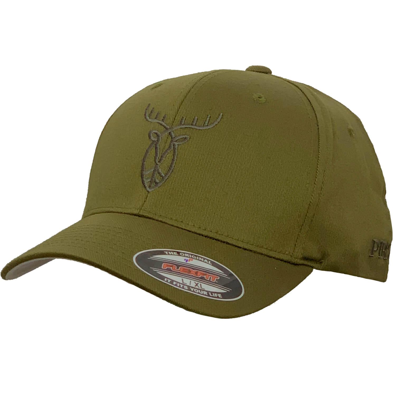 Pirscher Gear Cap Logo (Grün) - Pirscher Gear