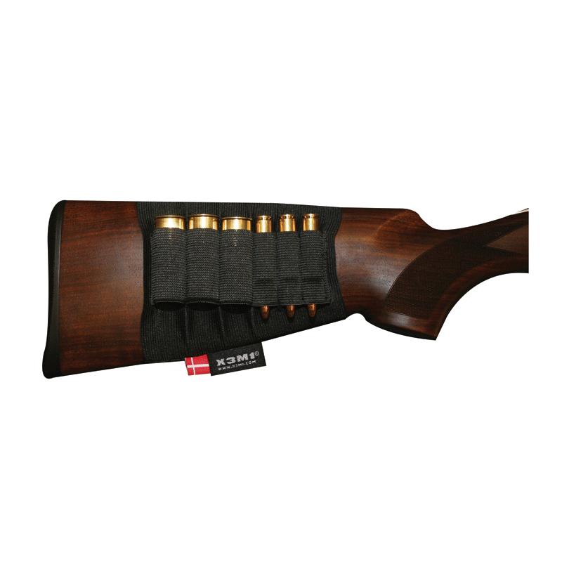 Schaftpatronenhalter Kugel/Schrot - Drückjagd