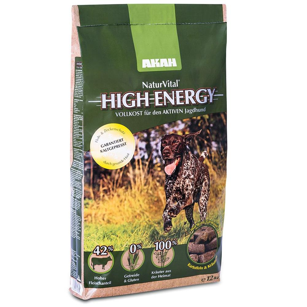 Akah NaturVital® High Energy Hundefutter