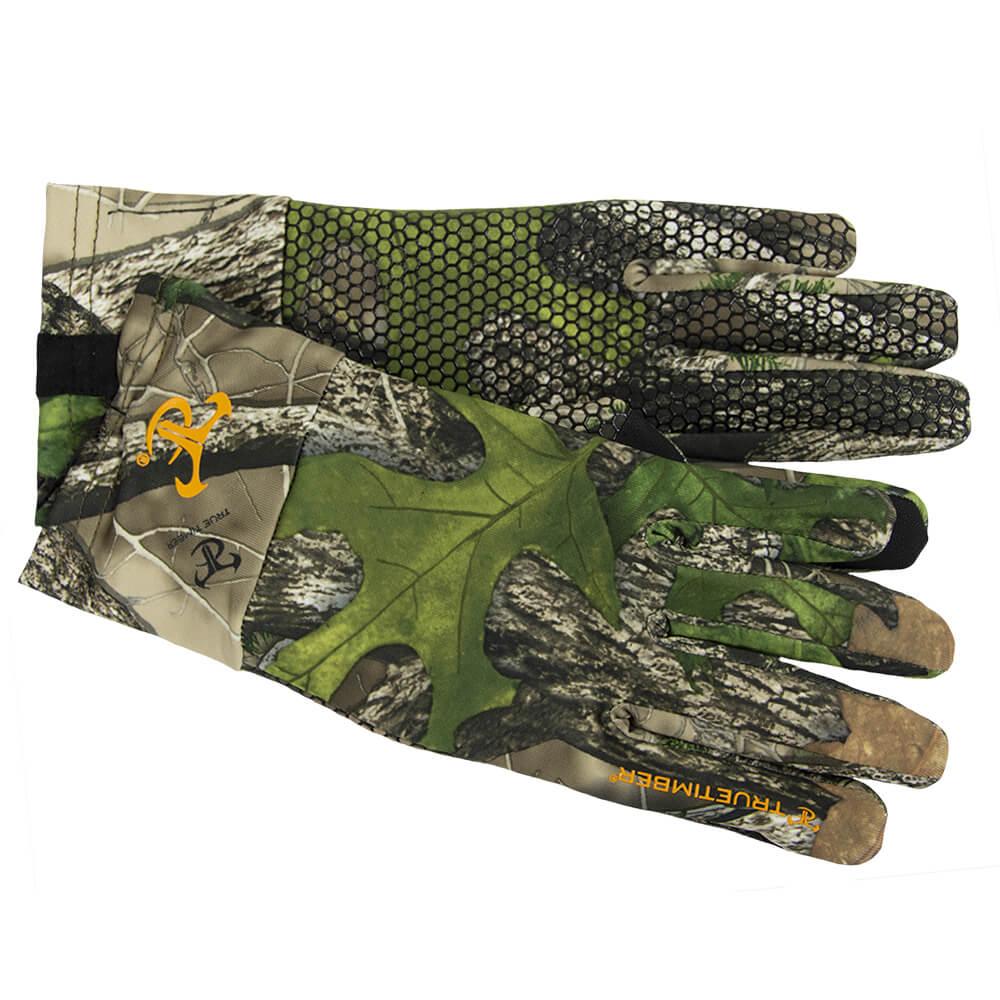 TrueTimber Handschuhe - HTC Green - Handschuhe