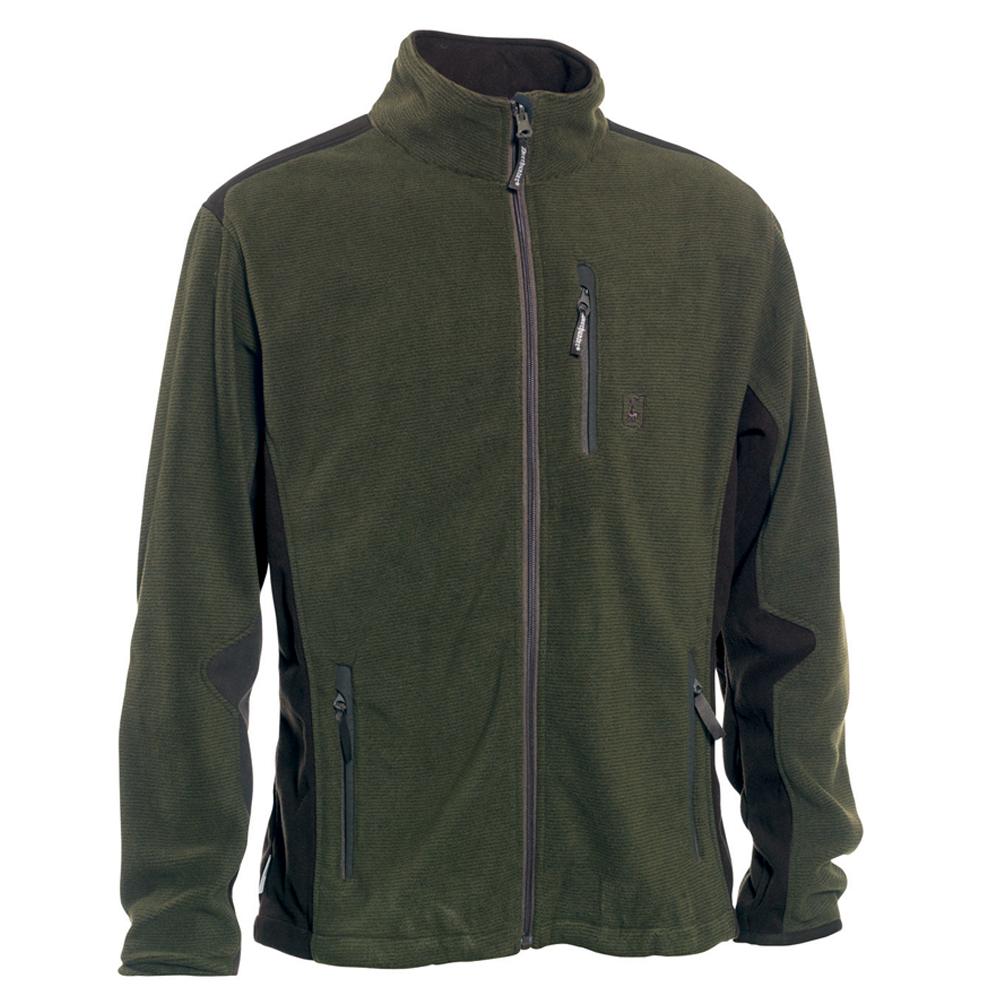 Deerhunter Muflon Zip-in Fleece Jacke