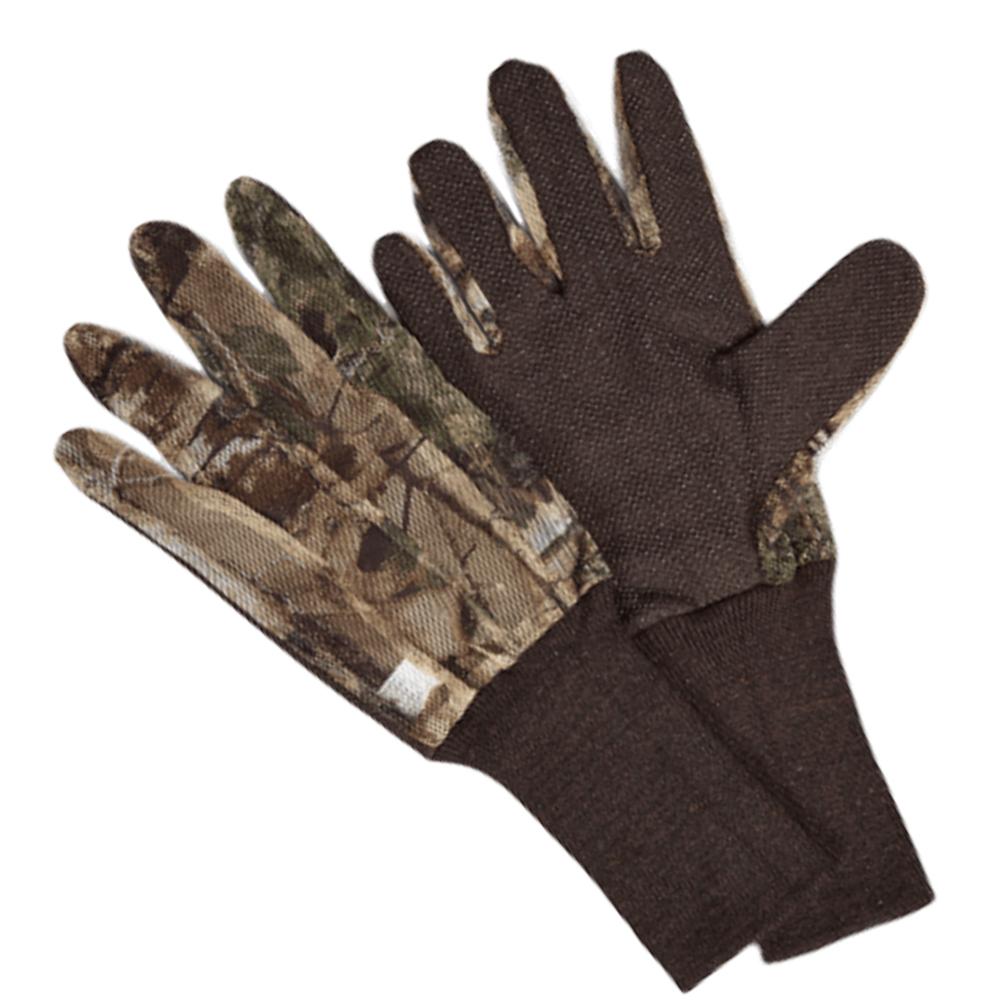 H.S. Netzhandschuhe Realtree Xtra Green - Handschuhe