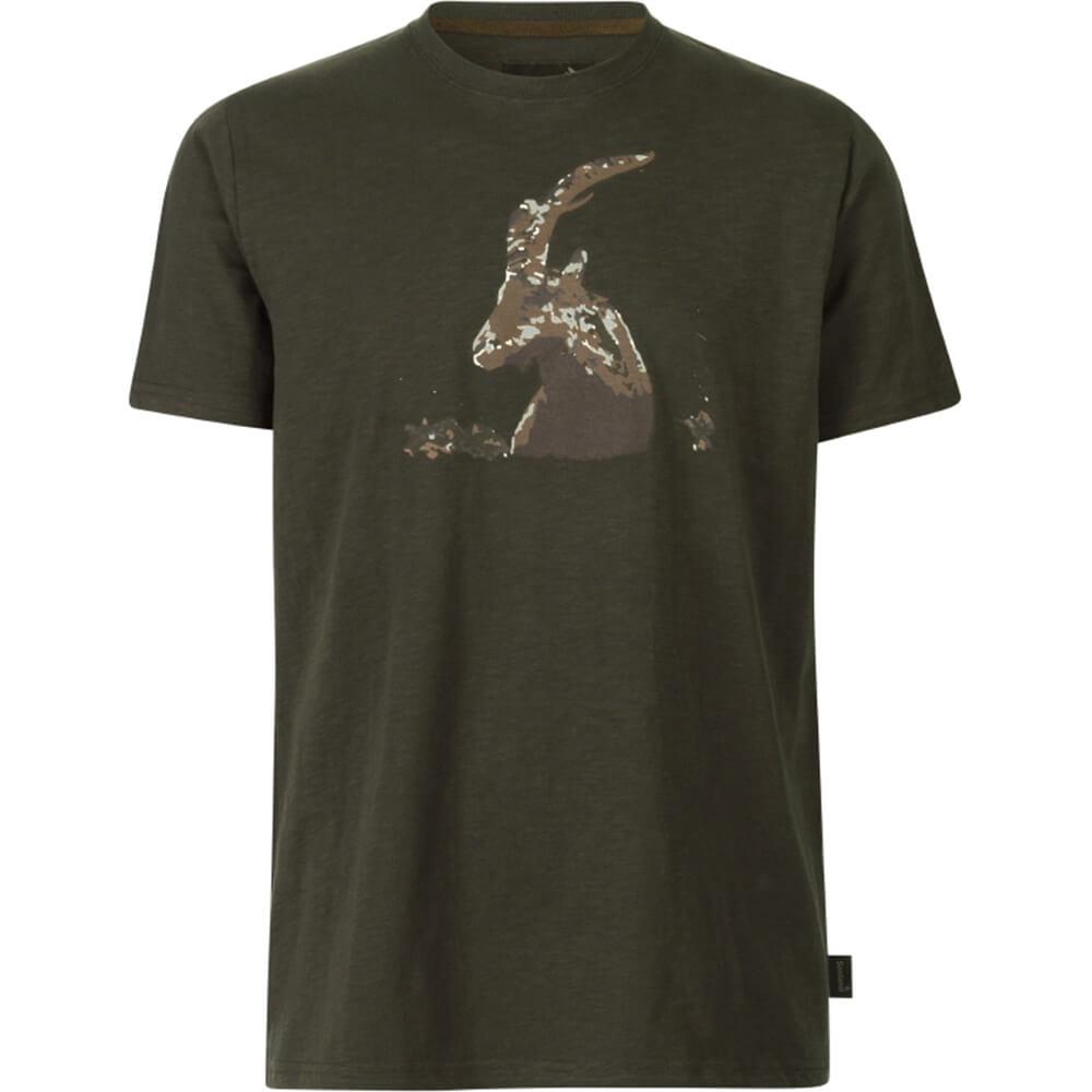 Seeland Flint T-Shirt (grizzly brown) - Seeland