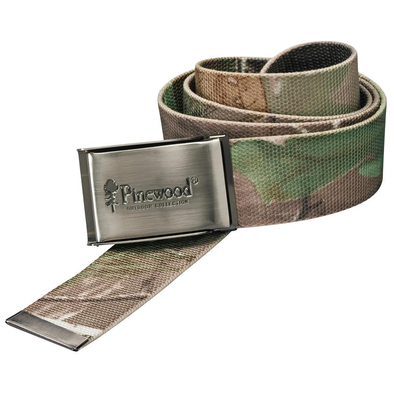 Pinewood Kanvas Gürtel - Realtree Xtra - Gürtel & Hosenträger