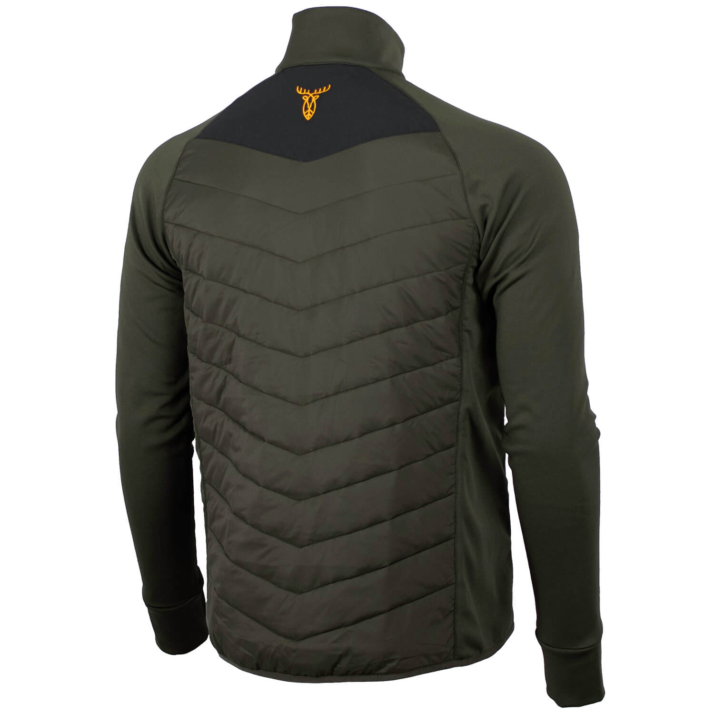 Pirscher Gear Hybrid-Fleece Jacke
