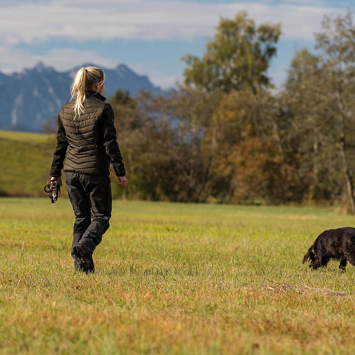 Deerhunter Steppjacke Lady Caroline (Grün)