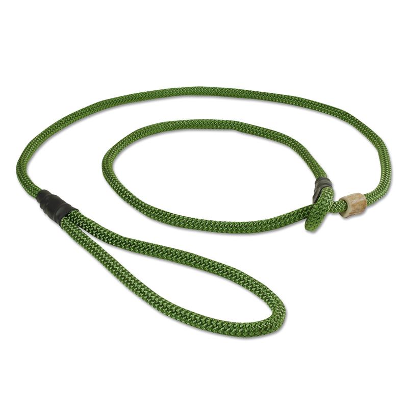 Mystique Moxonleine (grün) - Leinen & Halsungen