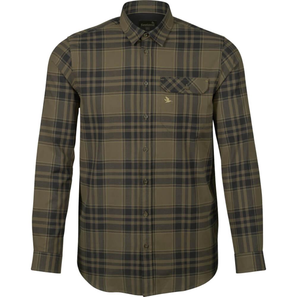 Seeland Hemd Highseat Hunter (grün) - Jagdhemden