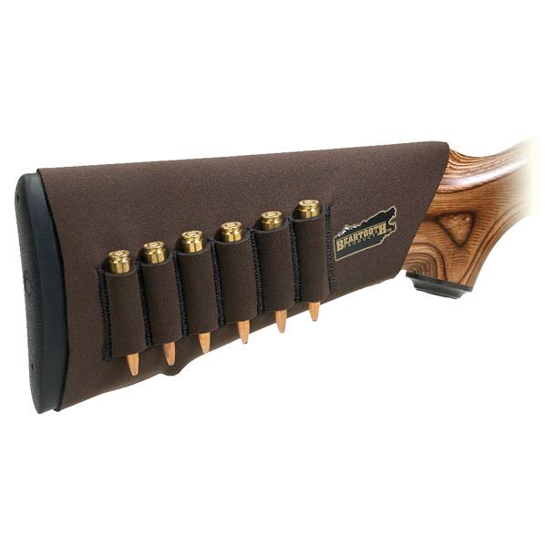 Beartooth Patronenhalter - Kugel (braun) - Beartooth Products