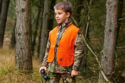 Kinder-Jagdbekleidung